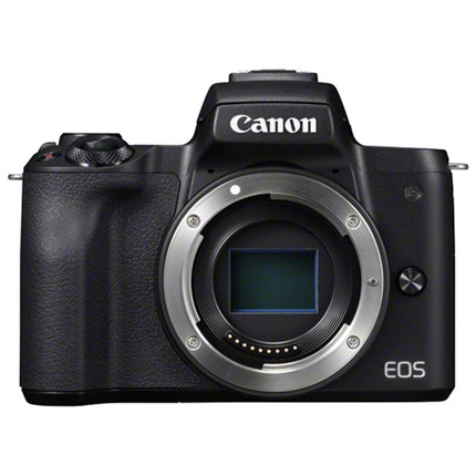 Canon EOS M50 Mirrorless Camera Body Black