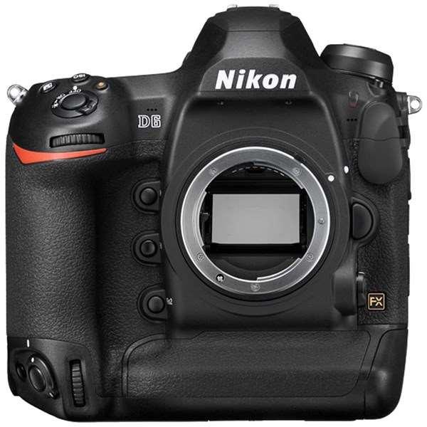 Nikon D6 Digital SLR Camera Body