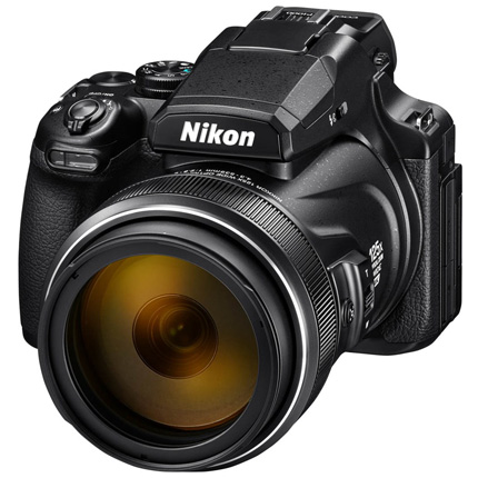 Nikon Coolpix P1000 Digital Camera x125 optical zoom