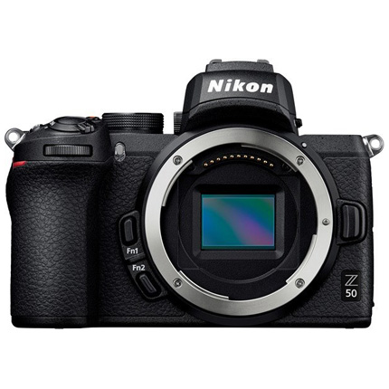 Nikon Z 50 Mirrorless Camera Body