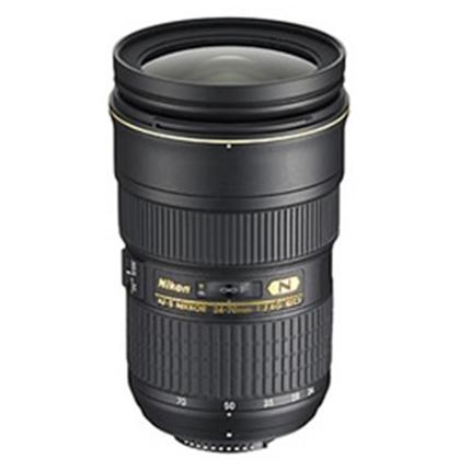 Nikon AF-S Nikkor 24-70mm f/2.8G ED Standard Zoom Lens