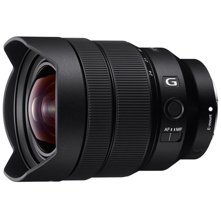 Sony FE 12-24mm f/4 G Ultra Wide Angle Zoom Lens