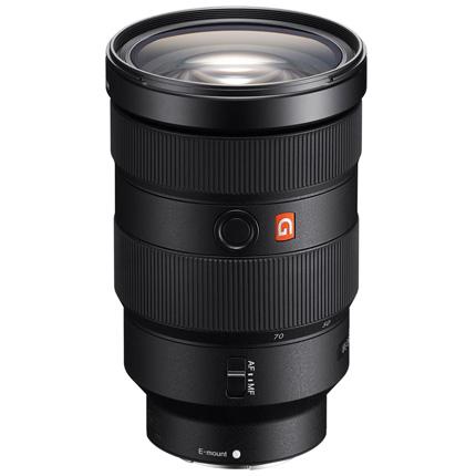 Sony FE 24-70mm f/2.8 GM Zoom Lens Video 02