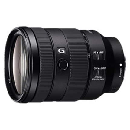 Sony FE 24-105mm f/4 G OSS Zoom Lens