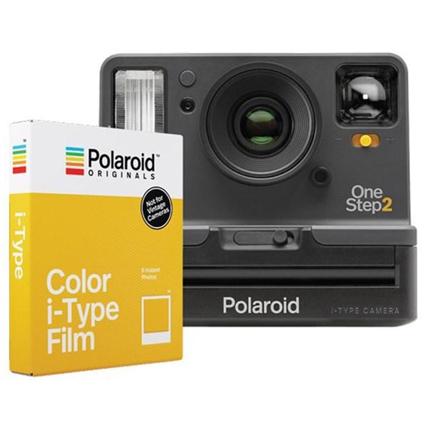 Polaroid OneStep 2 VF Graphite Kit