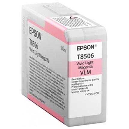 Epson T850600 Light Magenta for SC-P800