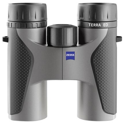 ZEISS Terra ED 10x32 Binocular - Black/Grey