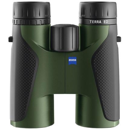 ZEISS Terra ED 8x42 Binocular - Green/Black