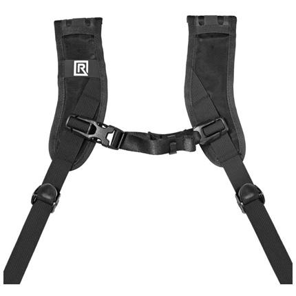 Black Rapid Double Slim Breathe Dual Camera Strap