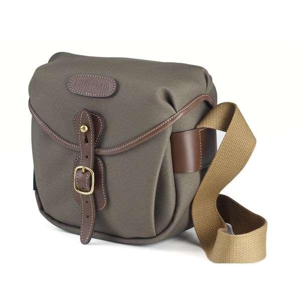 Billingham Hadley Digital Shoulder Bag - Sage FibreNyte/Chocolate