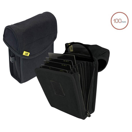 LEE Filters 100mm System Field Pouch - Black